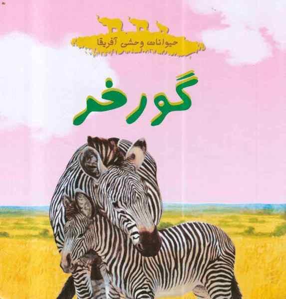 حیوانات وحشی آفریقا گورخر